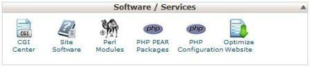 cPanel Software Services